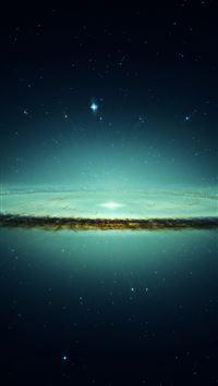 Frozen Galaxy iPhone se wallpaper