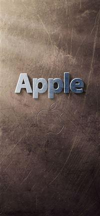 Apple Logo Art iPhone se wallpaper