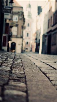 Stone Road Macro iPhone se wallpaper
