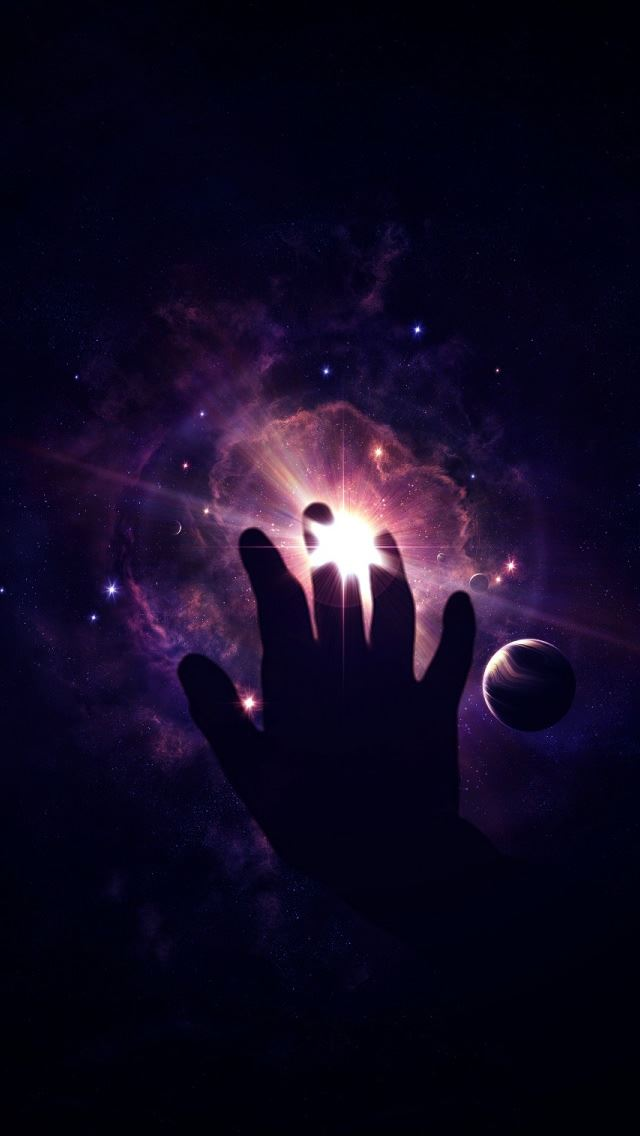 Reach The Space IPhone Se Wallpaper