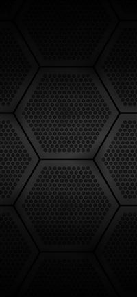 Hexagons Block iPhone se wallpaper