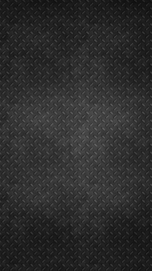Black Background Metal IPhone Se Wallpaper
