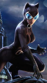 Catwoman iPhone se wallpaper