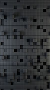 Gray Squares iPhone se wallpaper