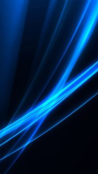 Blue light iPhone 5(s/c)~se wallpaper