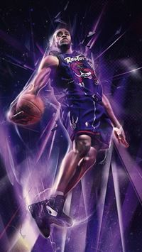 Vince Carter iPhone wallpaper
