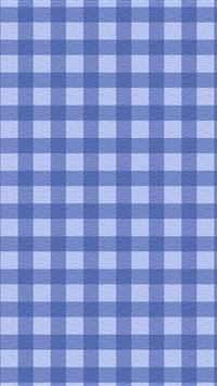 Blue plaid Gyrosigma iPhone wallpaper