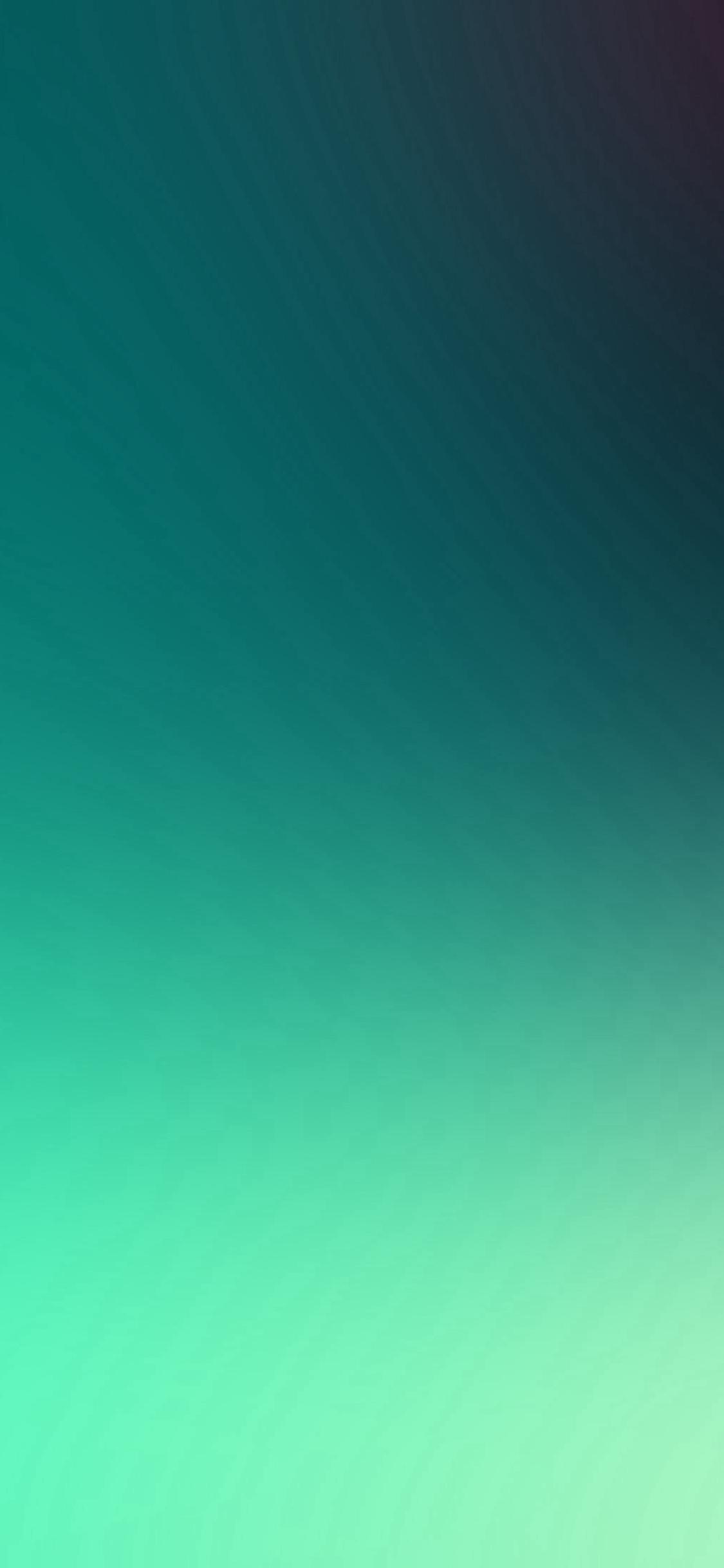 Green Purple Blur Gradation iPhone X wallpaper