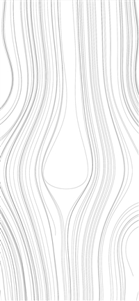 Lines Curve White Bw Pattern iPhone X wallpaper