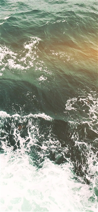 Water Sea Vacation Texture Ocean Beach Flare iPhone X wallpaper