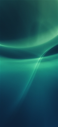Ribbon Abstract Art Green Pattern iPhone X wallpaper
