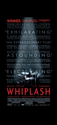 Whiplash poster film iPhone X wallpaper