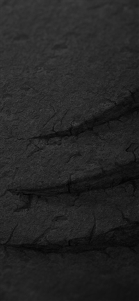 Rock dark pattern texture iPhone X wallpaper