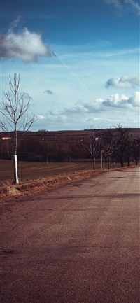 Road iPhone X wallpaper