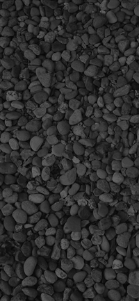 Stone sea dark pattern iPhone X wallpaper