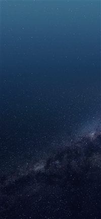 Space blue star dark pattern iPhone X wallpaper