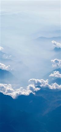 Sky cloud  iPhone X wallpaper