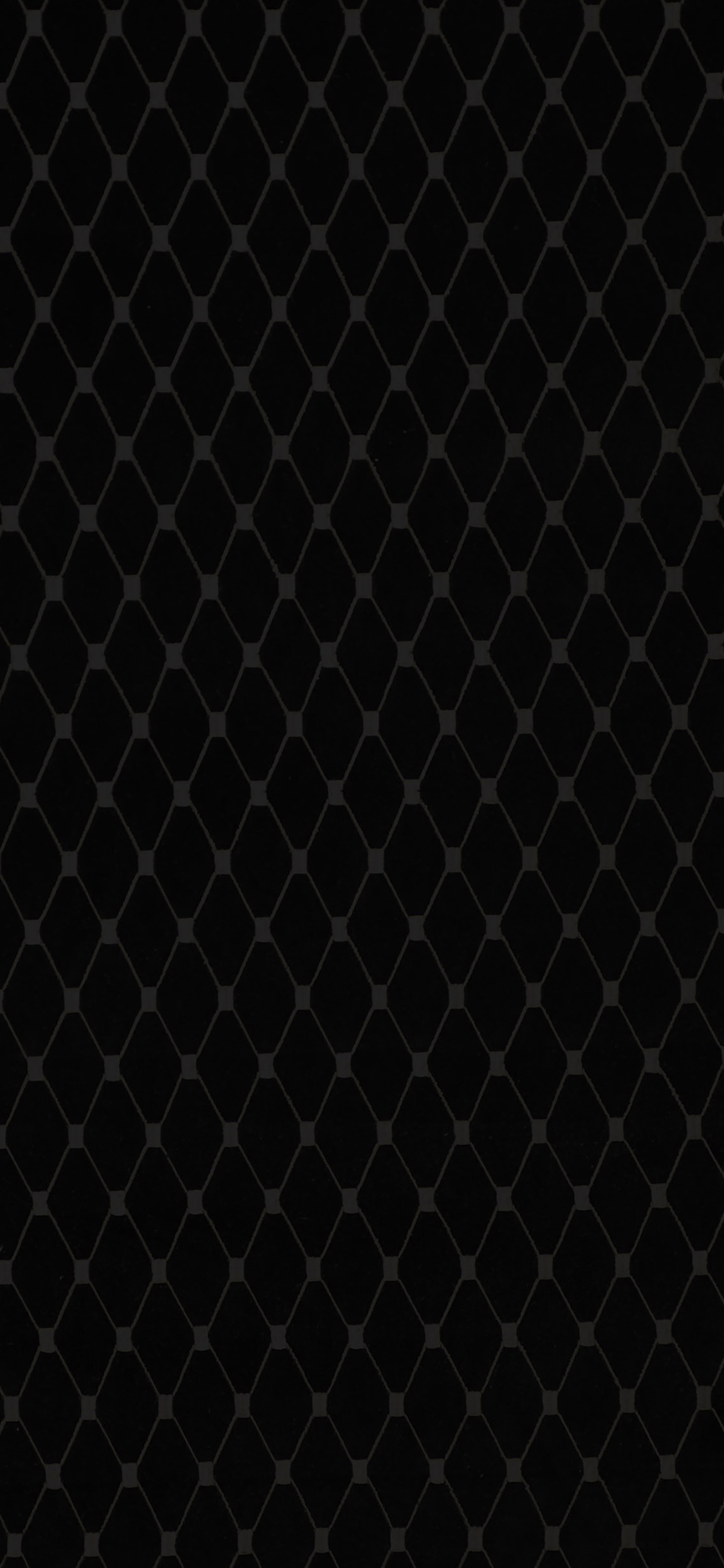 Mesh line dark pattern iPhone X wallpaper