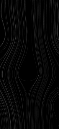 Lines curve dark pattern iPhone X wallpaper