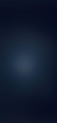 Dark blue night gradation blur iPhone X wallpaper