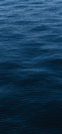Wave dark ocean sea blue pattern iPhone X wallpaper