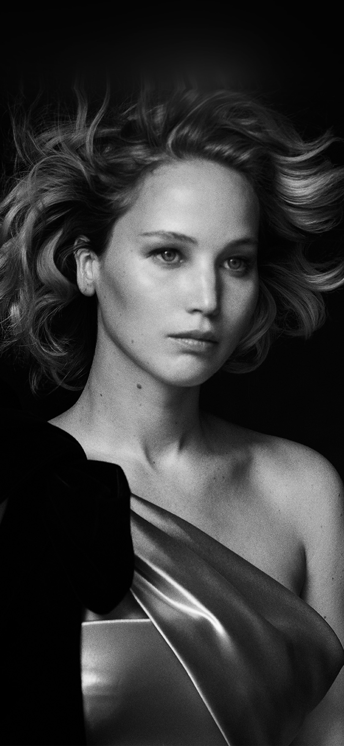 Girl celebrity film actress iPhone X wallpaper