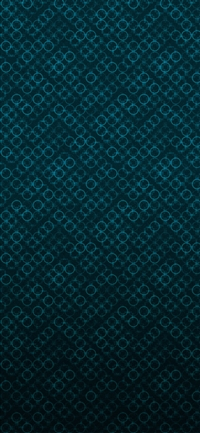 Strange dark blue pattern iPhone X wallpaper