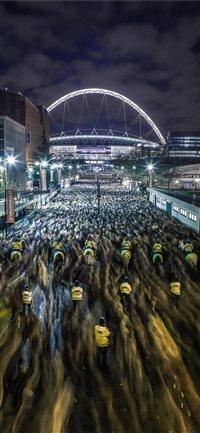 Wembley-Flow iPhone X wallpaper