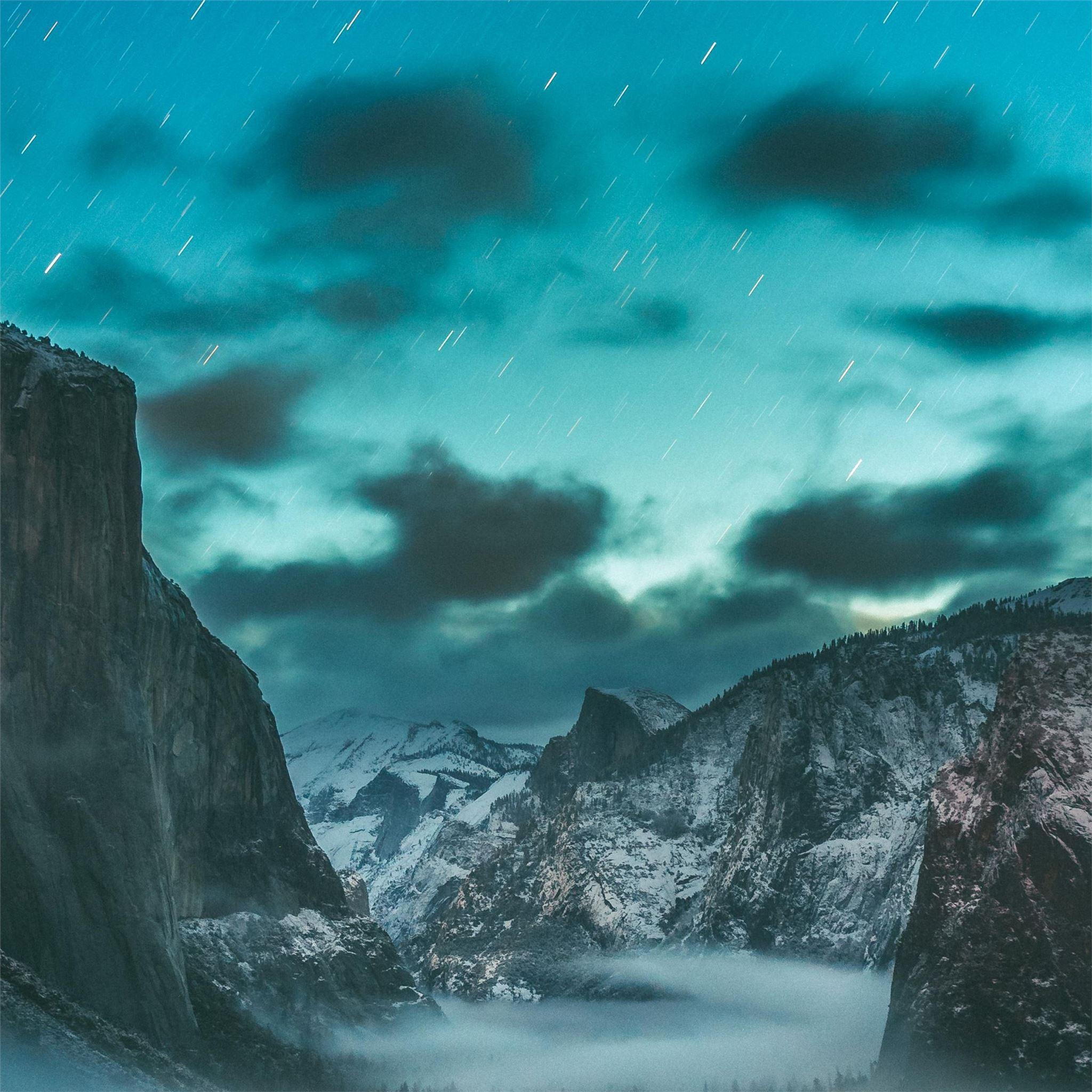 Yosemite Valley Landscape 4k Ipad Air Wallpapers Free Download