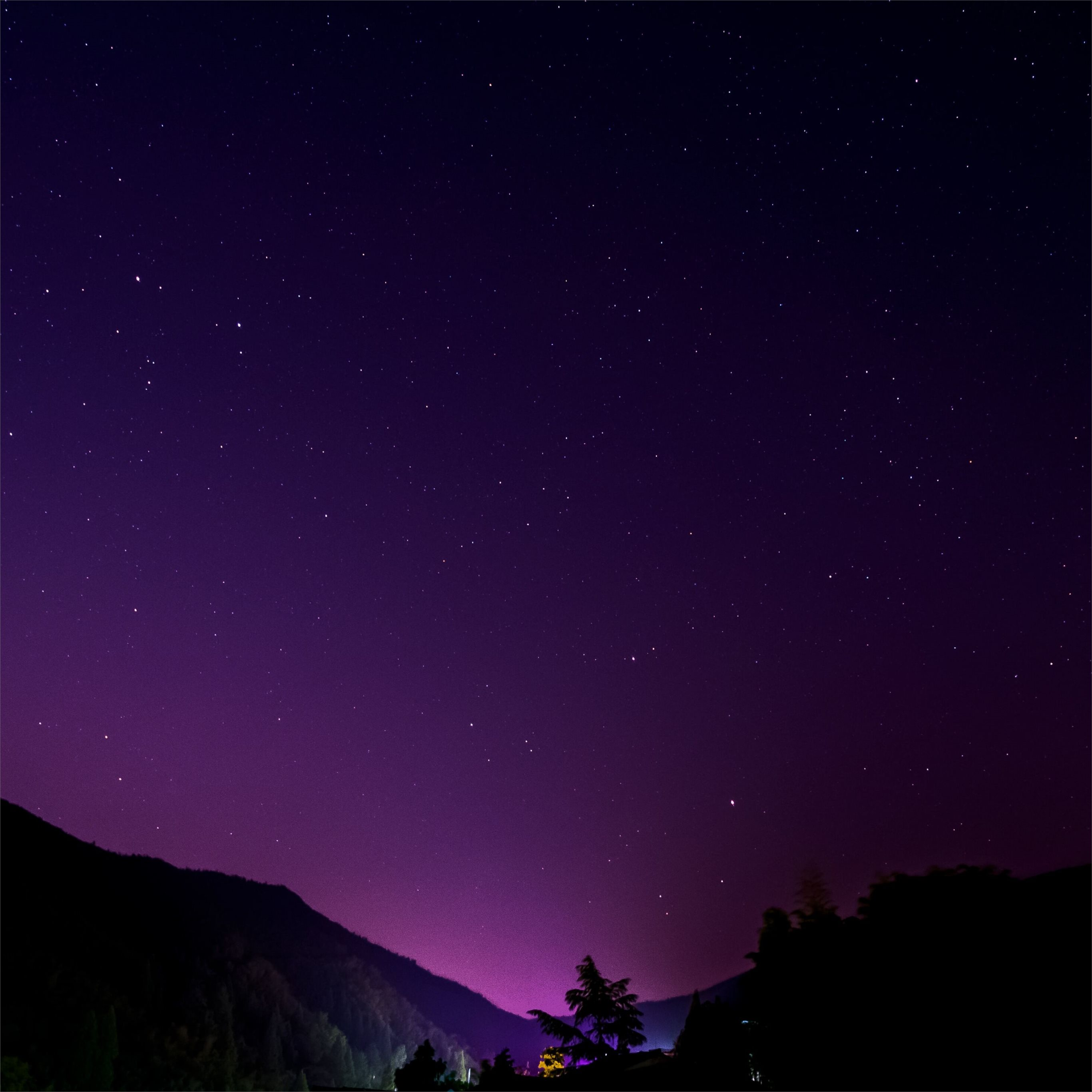 night sky space 4k iPad Air Wallpapers ...