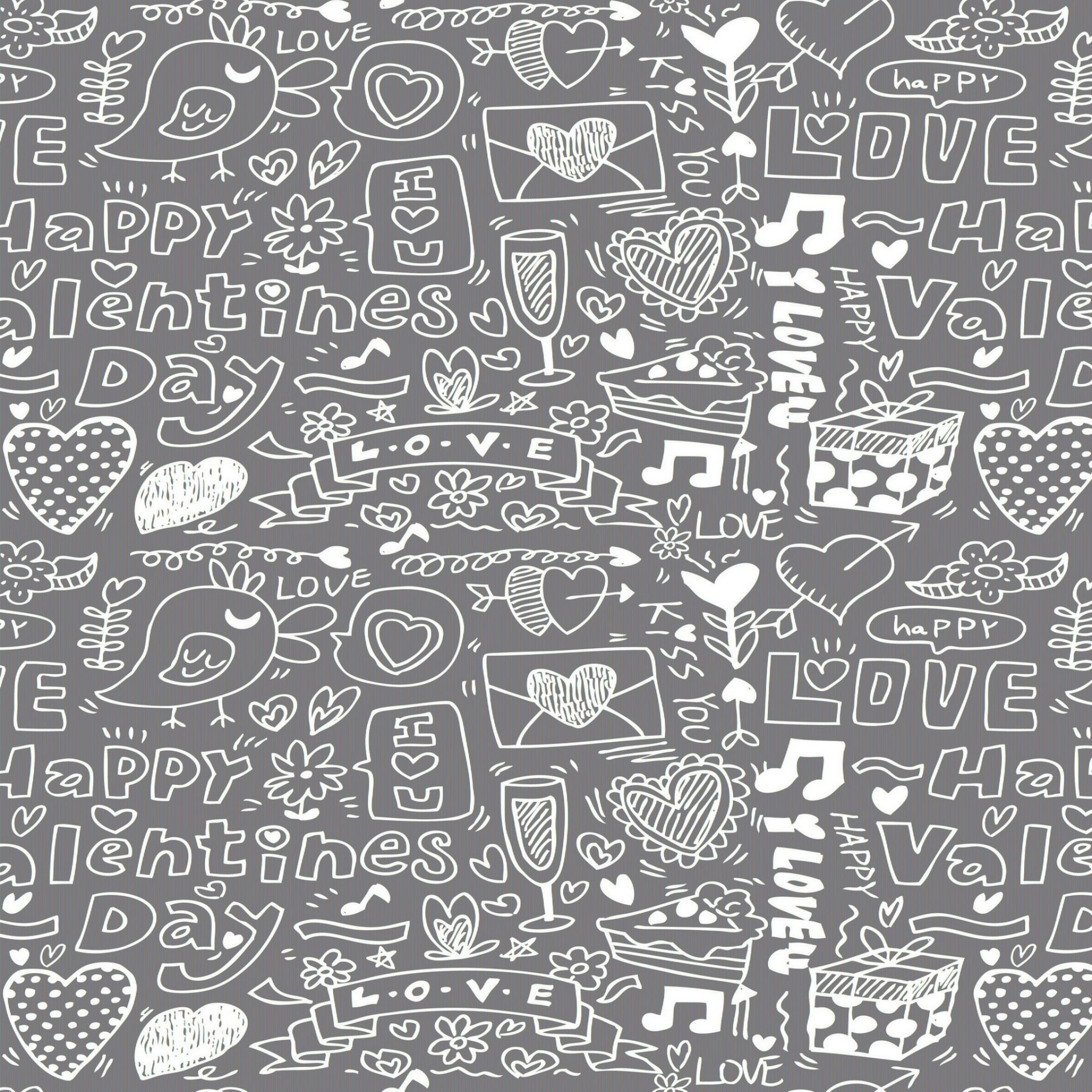 Love Happiness iPad Air wallpaper