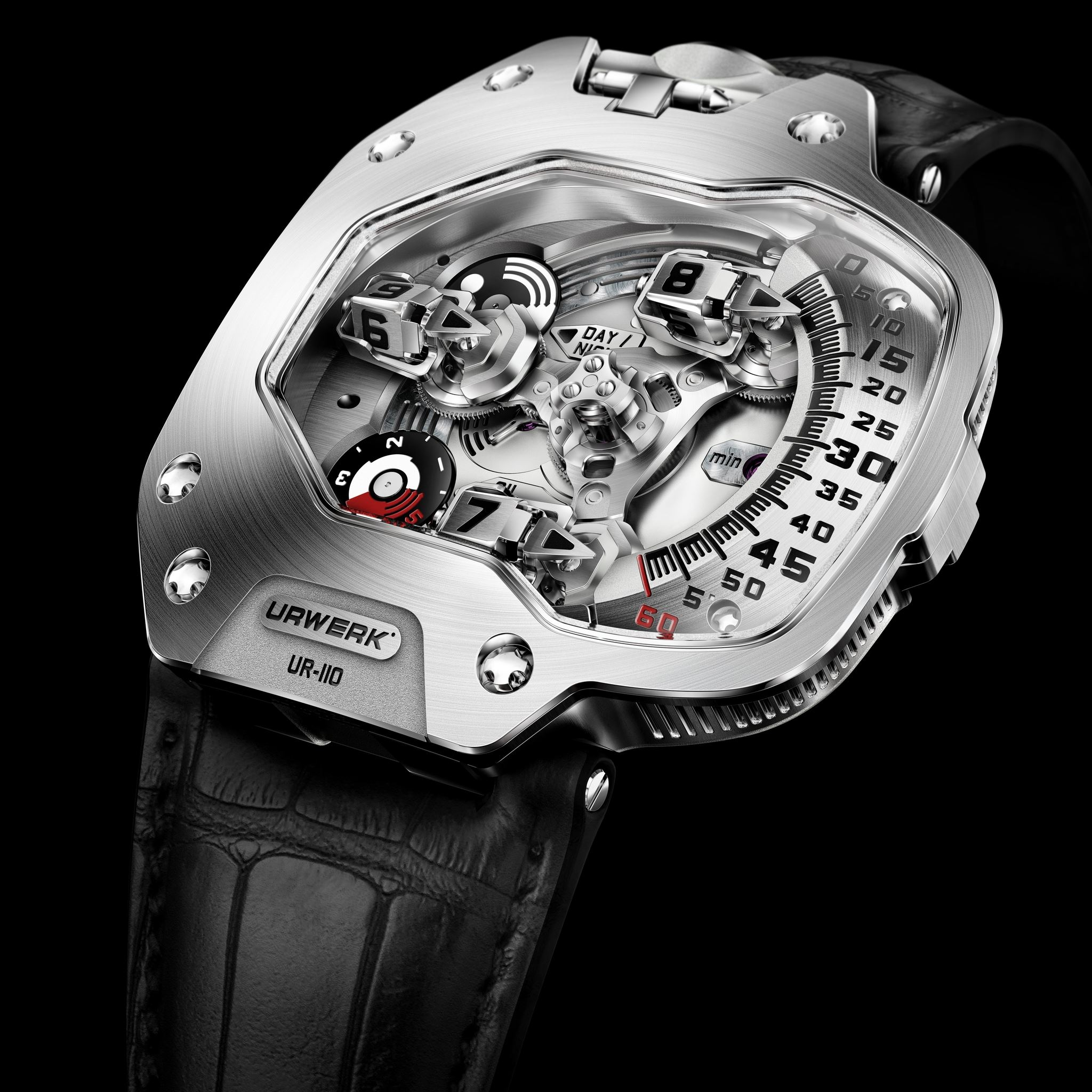 Urwerk Ur  110 Watch iPad Air wallpaper