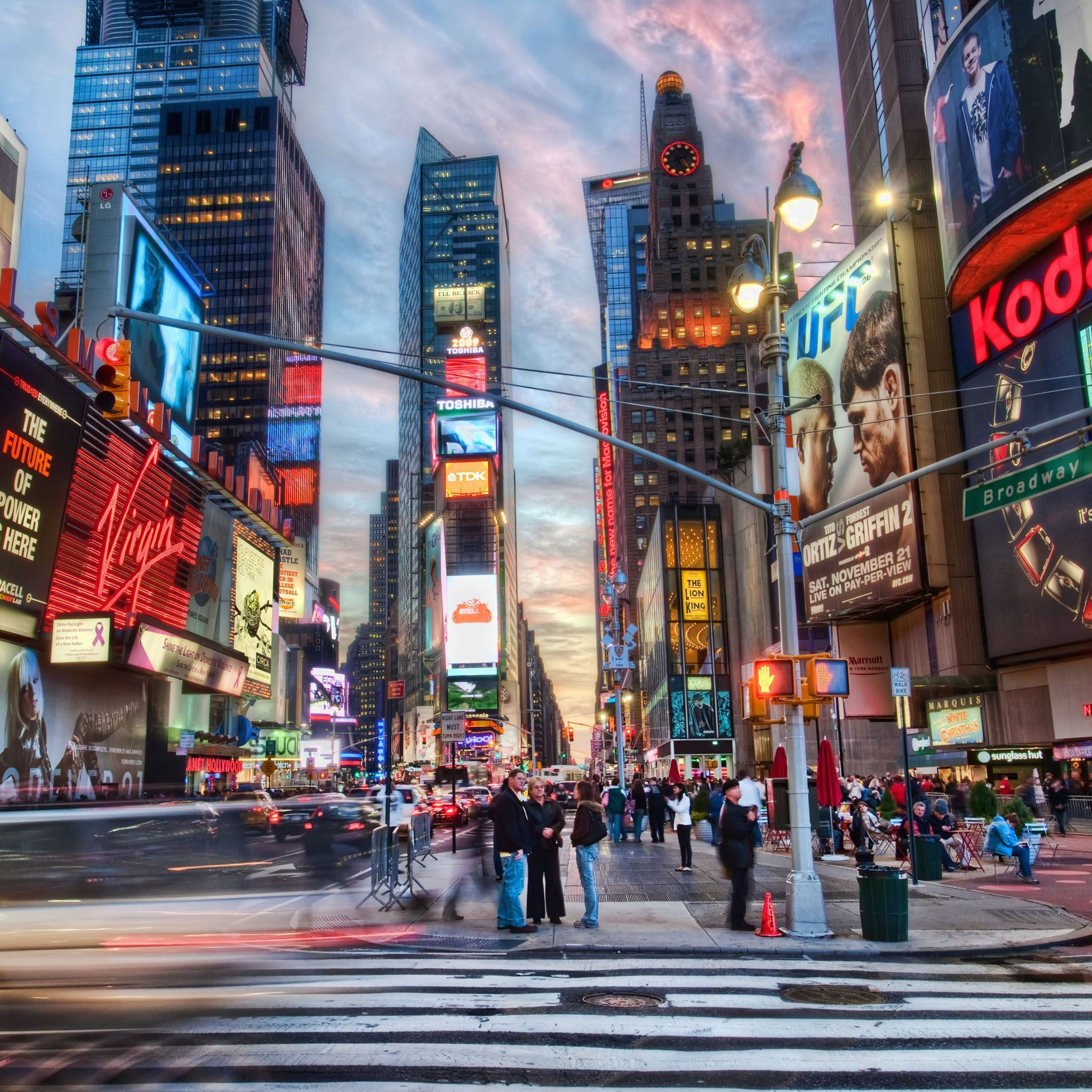 New York city trave iPad Air Wallpapers ...