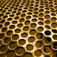 Metal Background Grid Circles Texture iPad Air wallpaper