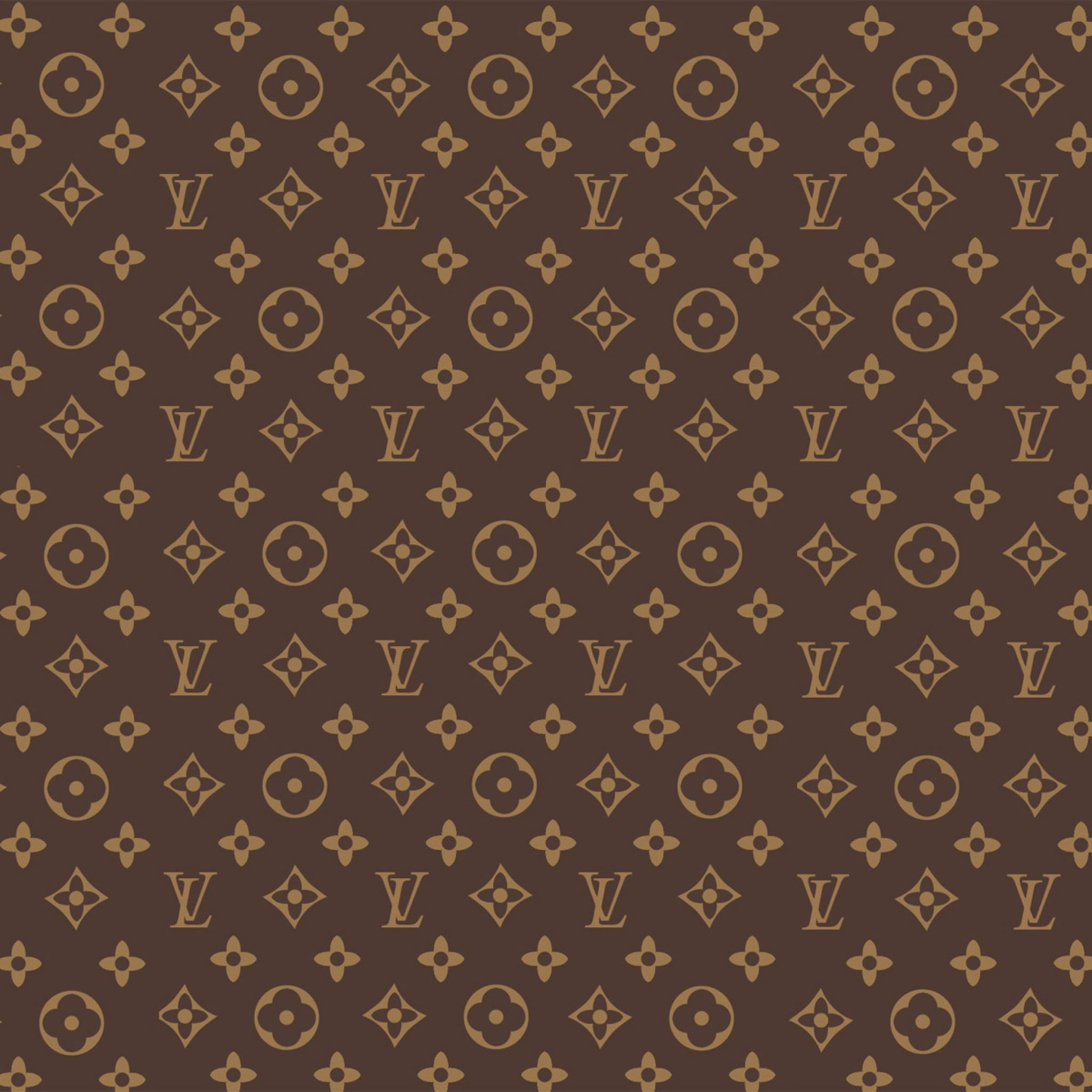 Louis Vuitton Print iPad Air wallpaper