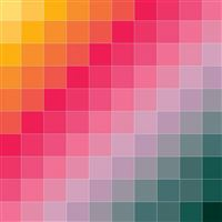 Flip Color Grid iPad wallpaper