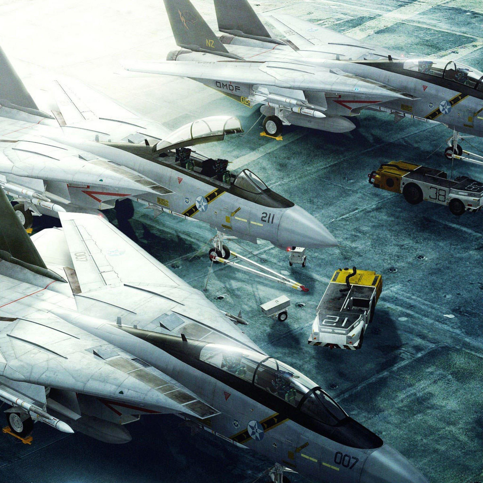 Grumman F 21 Tomcat iPad Air Wallpapers Free Download
