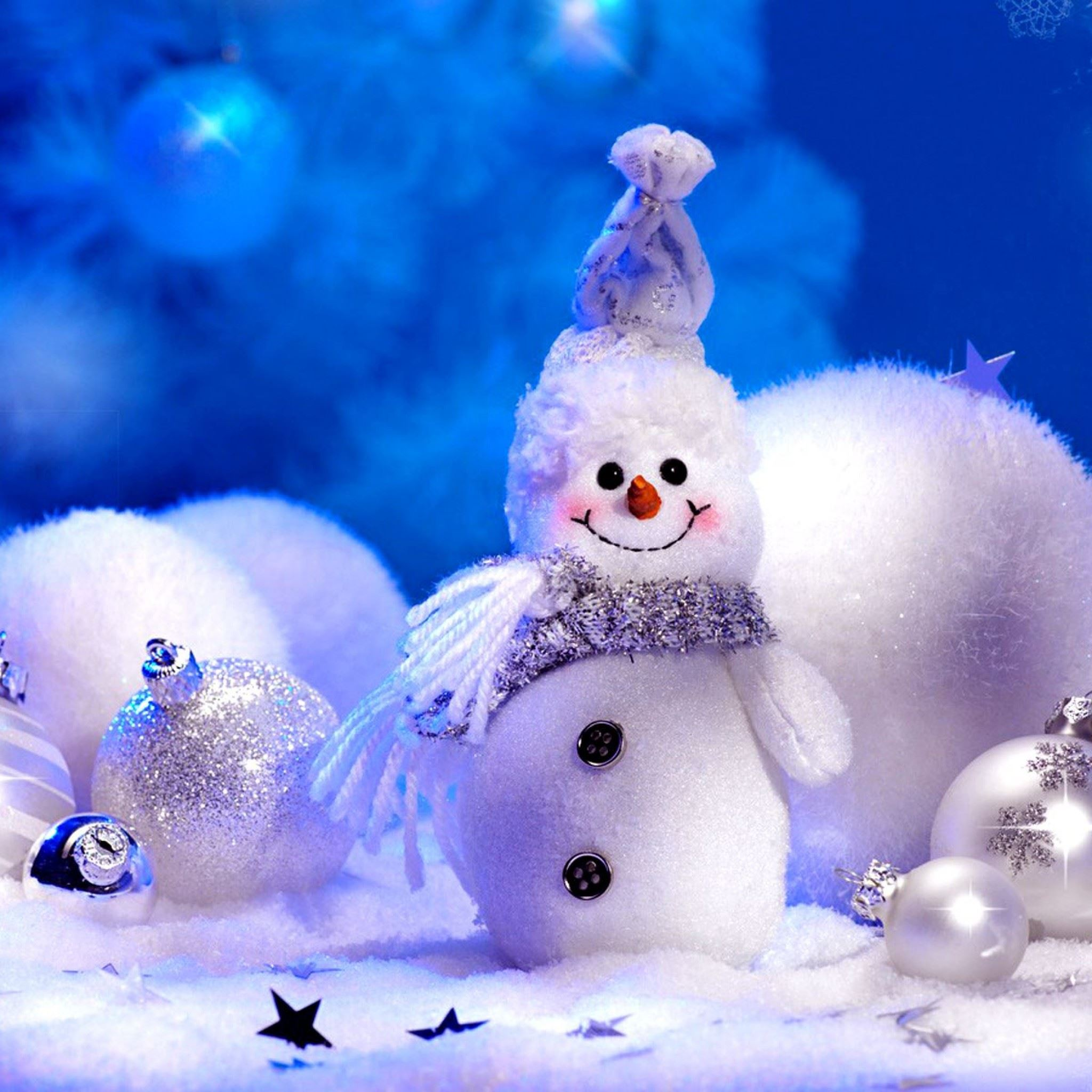 Happy New Year Merry Christmas iPad Air wallpaper. DOWNLOAD