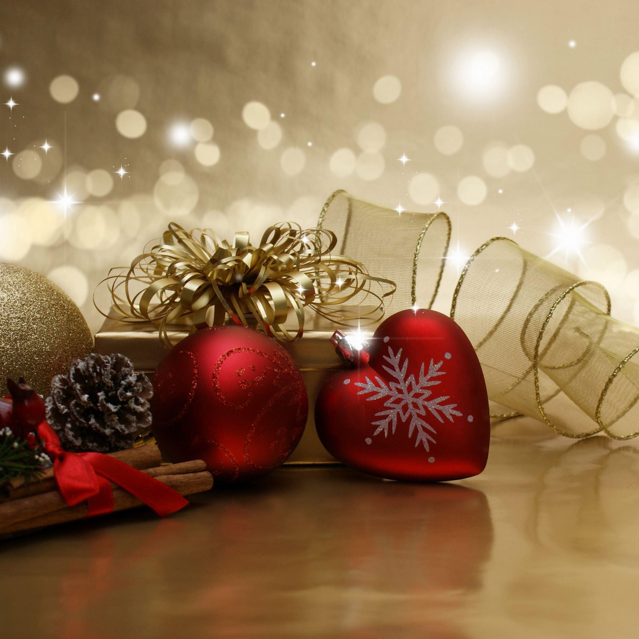 Christmas Love IPad Air Wallpapers Free Download