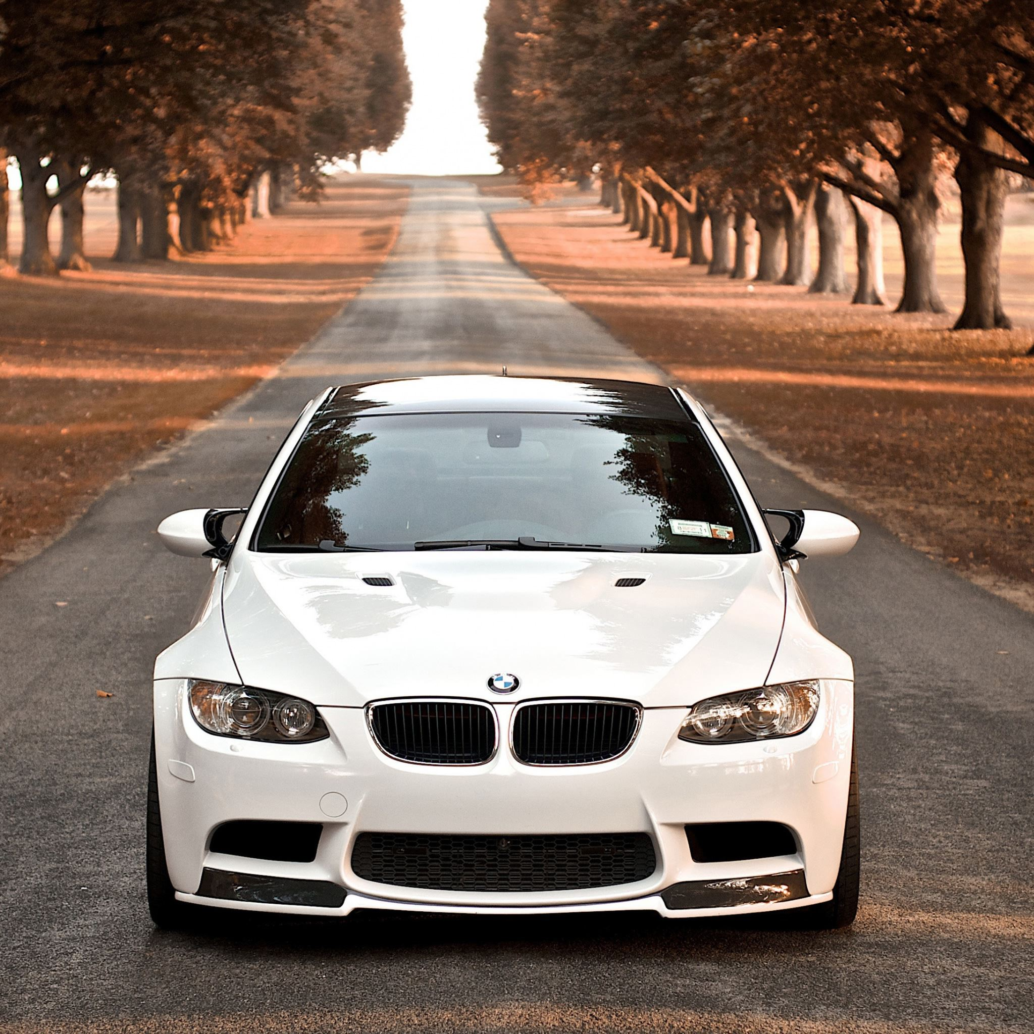 Bmw Wallpapers And Backgrounds: Bmw M3 Fall IPad Air Wallpaper Download