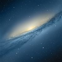 Mountain Lion Galaxy iPad Air wallpaper