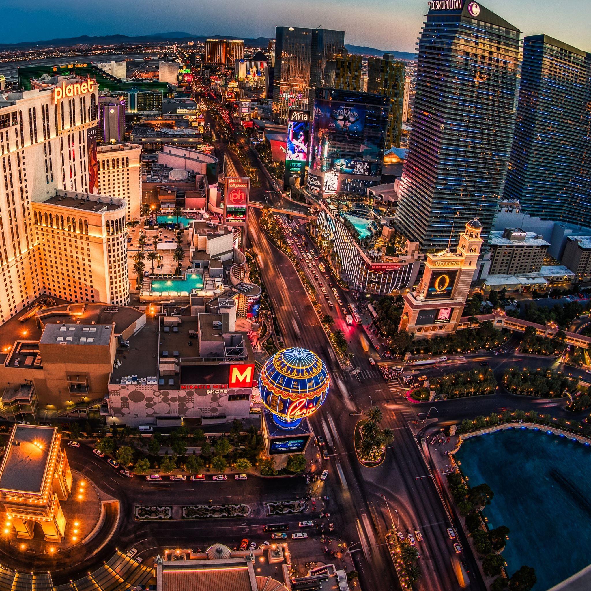 Las Vegas Casino Ipad Air Wallpapers Free Download