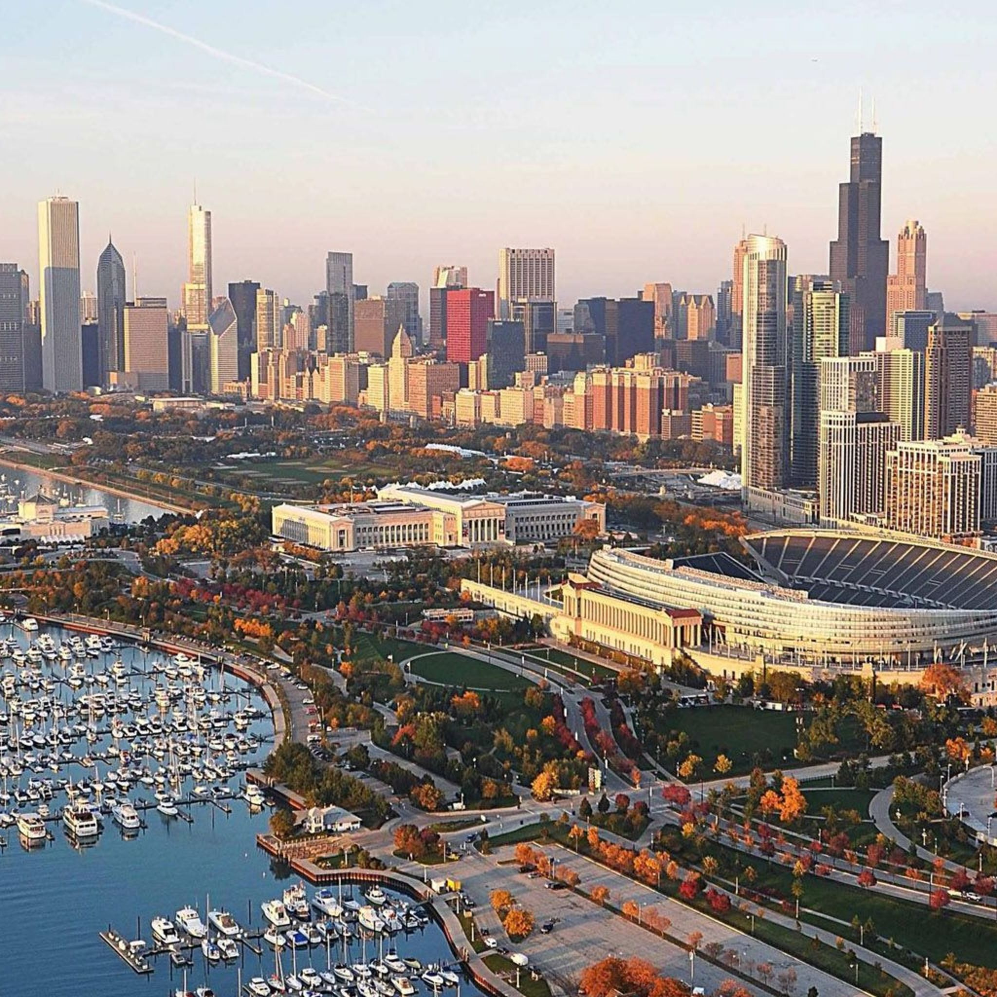 Chicago Ipad Air Wallpapers Free Download