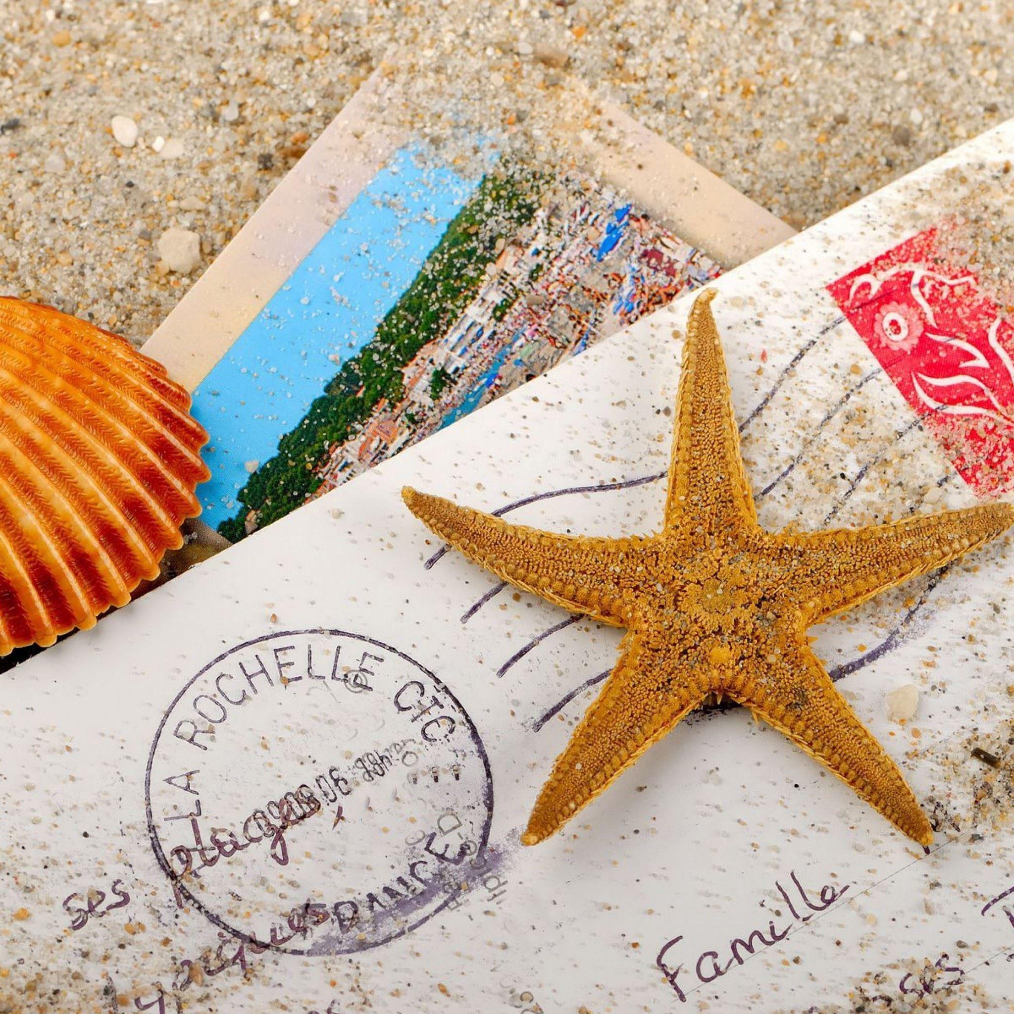 Можно, отправка открыток из отпуска