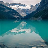 Lake Louise Canada iPad wallpaper