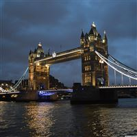 Uk Tower Bridge iPad wallpaper