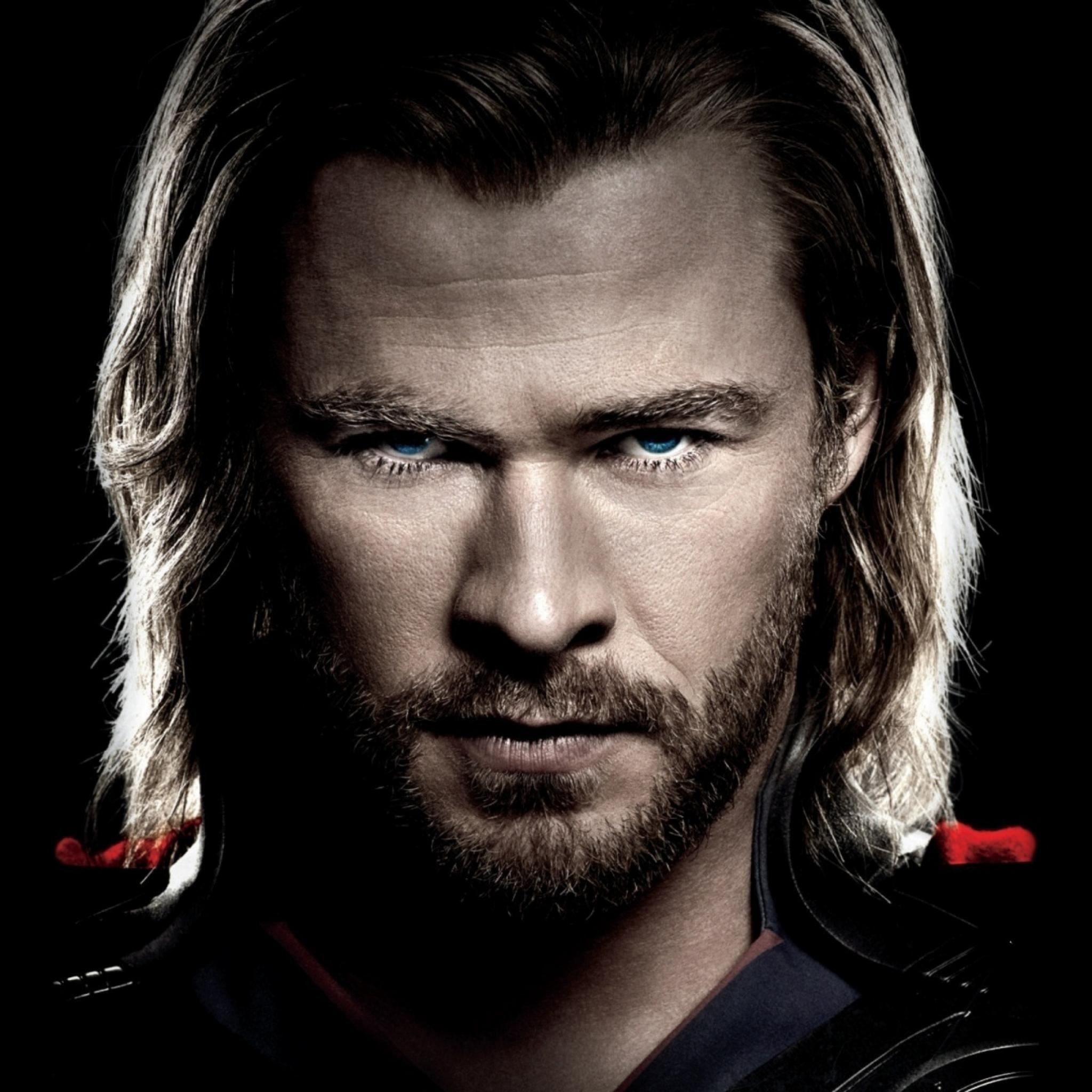 Thor Chris Hemsworth iPad Air wallpaper