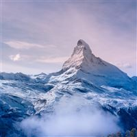 Magnificent Himalayan Peak iPad Air wallpaper