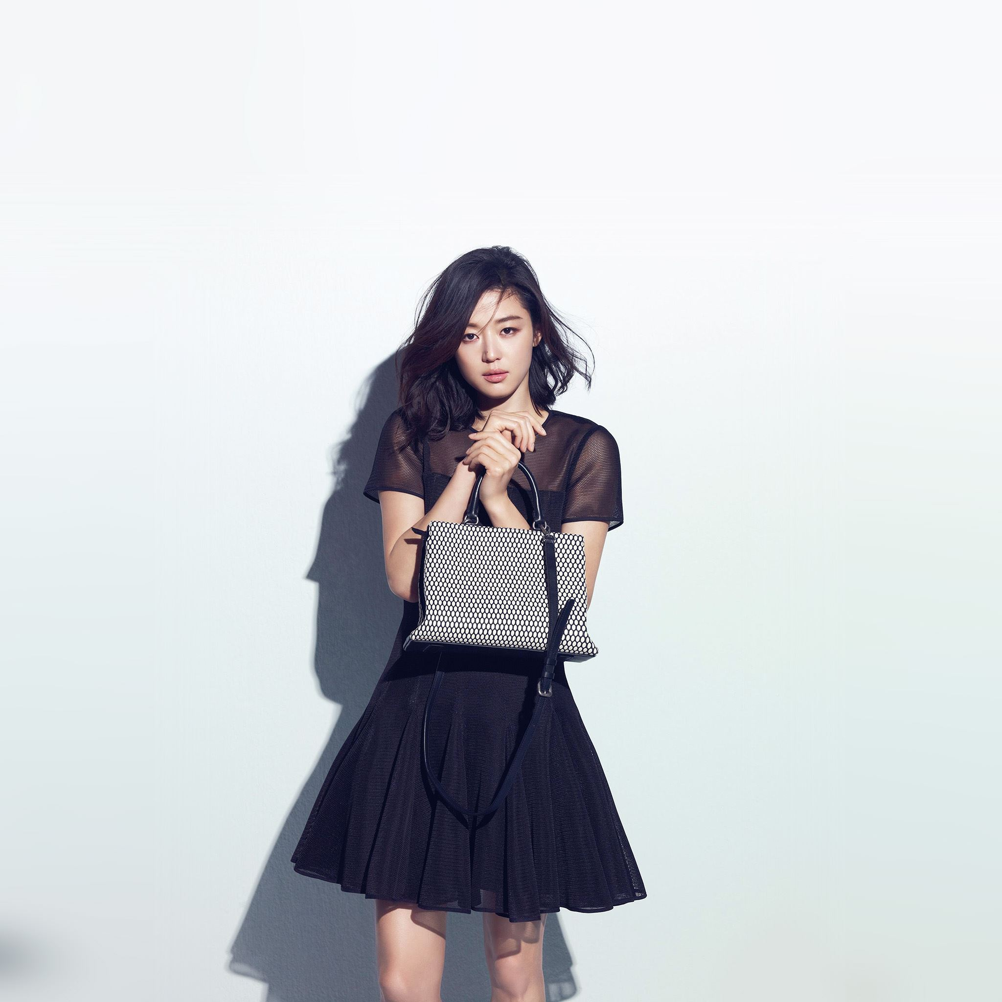 Jun Ji Hyun Actress Kpop Cute Beauty Blue Ipad Air