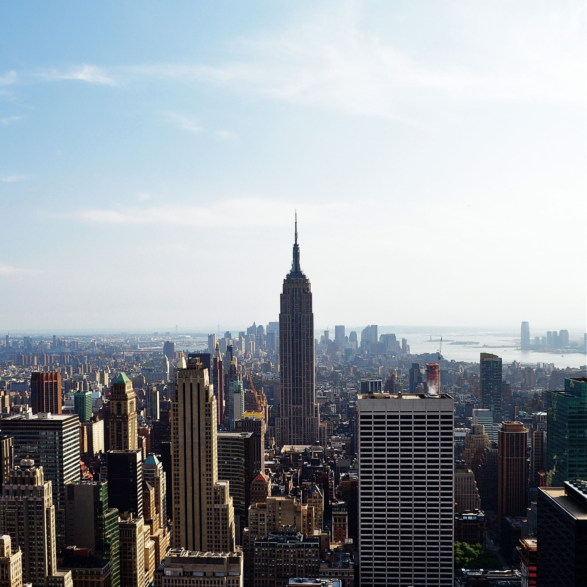 Wallpaper Iphone New York: Empire State Building New York IPad Air Wallpaper Download